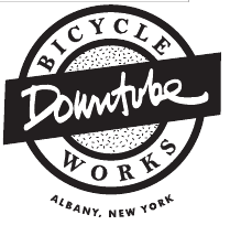 The Downtube Bicycle Works logo