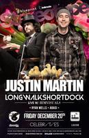 JUSTIN MARTIN & LONGWALKSHORTDOCK (w/ RIM Visuals) ::...