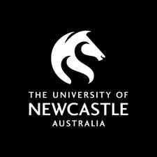 The University of Newcastle     School of Creative Industries  logo