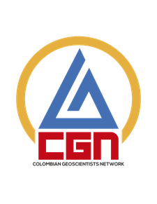 Colombian Geoscientists Network CGN logo