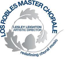 Los Robles Master Chorale logo
