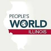 Illinois Friends of Peoplesworld.org, il@peoplesworld.org, 773-446-9920 x205 logo