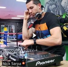 Nick Sarpa   logo