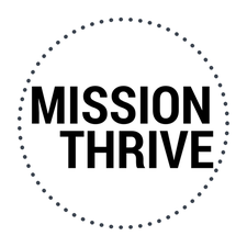Mission Thrive logo
