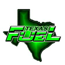 Texas FUEL - ABA, San Antonio's American Basketball Association Professional Sports Franchise logo