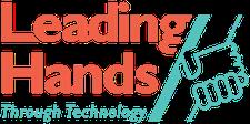 Leading Hands Through Technology logo