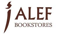 Alef Bookstores UK logo