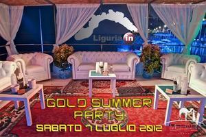 LiguriaIN Gold Summer Party