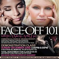 The Face-Off 101 with  Pro Makeup Art