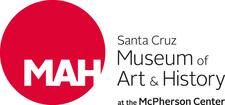 Santa Cruz Museum of Art & History logo