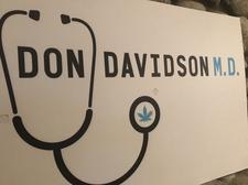 Don Davidson, M.D. Inc. logo