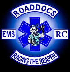EMS ROADDOCS RC MIDLANDS SC CHAPTER logo
