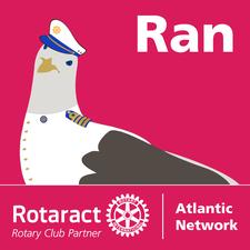 Rotaract Atlantic Network MDIO logo