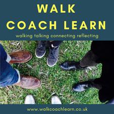 Walk Coach Learn logo