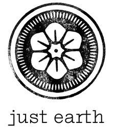 @justearthfairtrade logo
