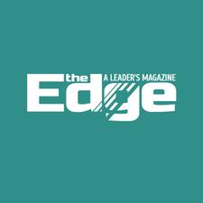 THE EDGE LEADERS MAGAZINE logo
