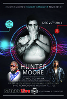 Hunter Moore's Holiday Hangover Tour 2013