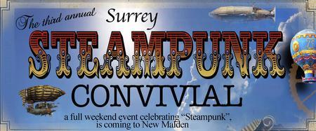 The Third Surrey Steampunk Convivial