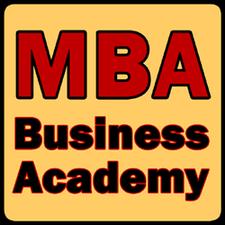 MBA Business Academy logo