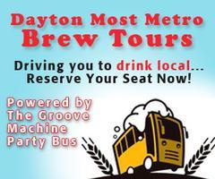 Dayton Most Metro Brew Tours