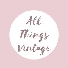All Things Vintage logo