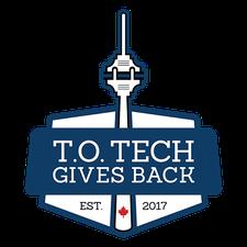 T.O. Tech Gives Back logo