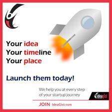 IdeaGist - A Global Virtual Incubator for your Ideas logo