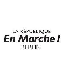 En Marche Berlin logo