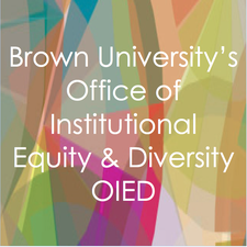 Office of Institutional Equity and Diversity at Brown University logo