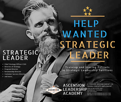 Strategic Leadership Training & Placement [Bootcamp]...