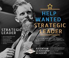 Strategic Leadership Training & Placement [Bootcamp]...