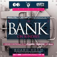 Sundays at Board Room