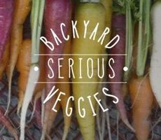 Serious Backyard Veggies