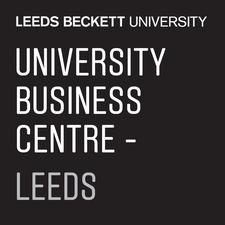 University Business Centres, Leeds Beckett University logo