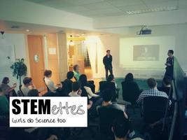 """Meet the Stemettes"" panel event - December 2013"