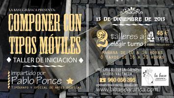 COMPONER CON TIPOS MÓVILES