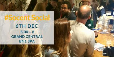 #Socent Social & Showcase