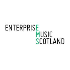 Enterprise Music Scotland logo