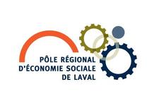 Pôle Régional d'Économie Sociale logo