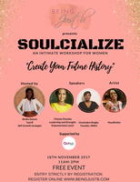 Soulcialize- Create Your Future History