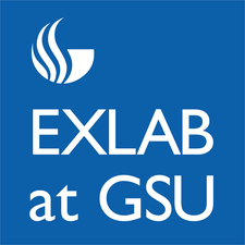 EXLAB at Georgia State University logo