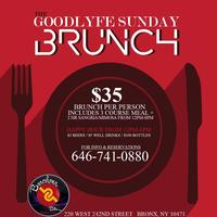 The Good Lyfe Sunday Brunch & Day Party