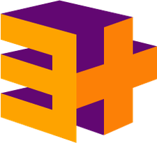 3Plus Corporation logo