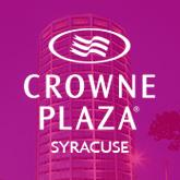 Crowne Plaza Syracuse logo