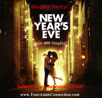 BAY AREA SINGLES GIANT NEW YEARS EVE DANCE 2014