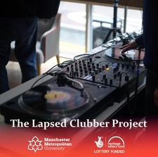The Lapsed Clubber logo