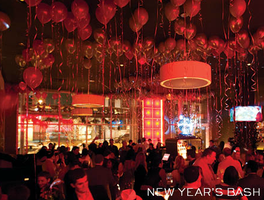 New Year's Eve 2014 at DLUX