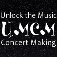 Unlock the Music Concert Making logo