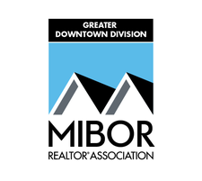 Greater Downtown Division of MIBOR logo