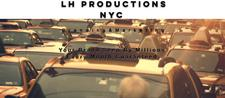 LH Productions NYC: Extreme Branding, Marketing and PR logo